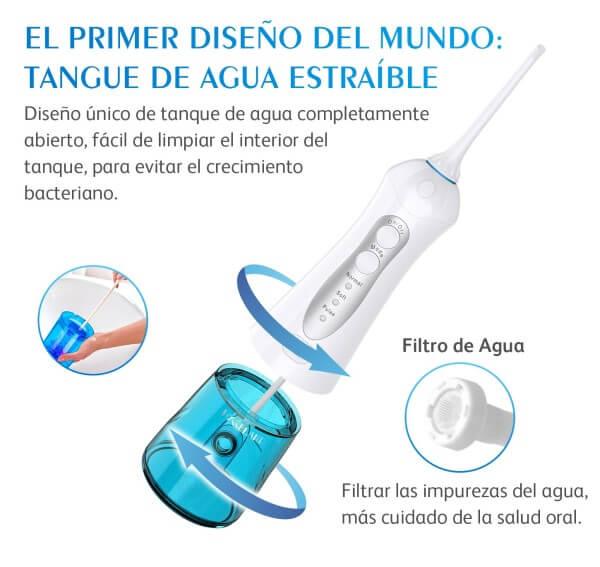 Opiniones sobre irrigadores dentales