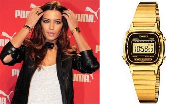 Comprar mejores relojes dorados mujer