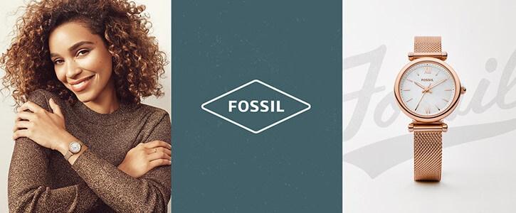 Relojes Fossil baratos de mujer