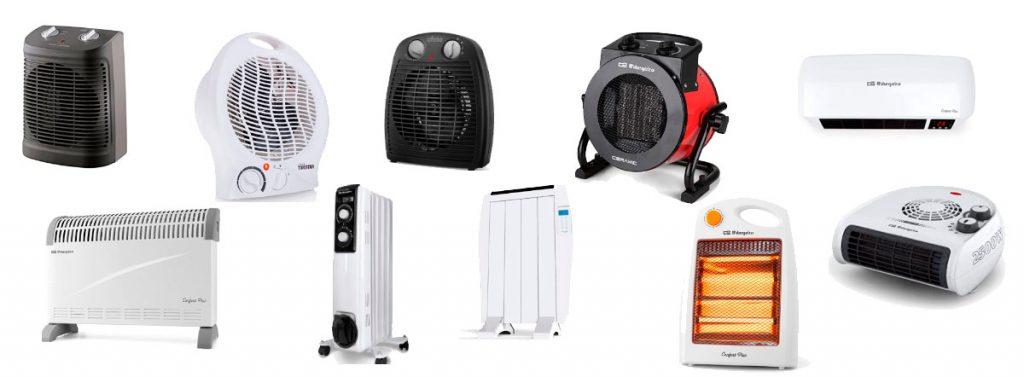 top mejores calefactores amazon ofertas