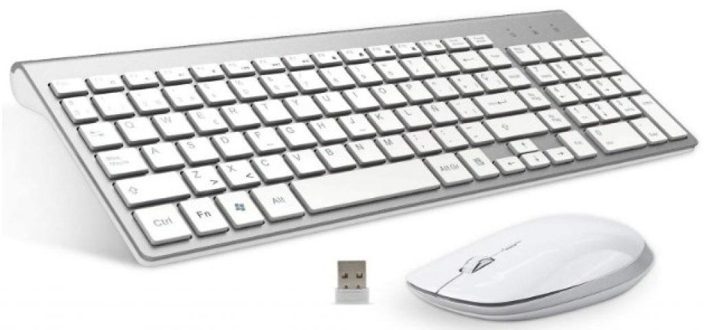 Comprar FENIFOX teclado y ratón inalámbrico