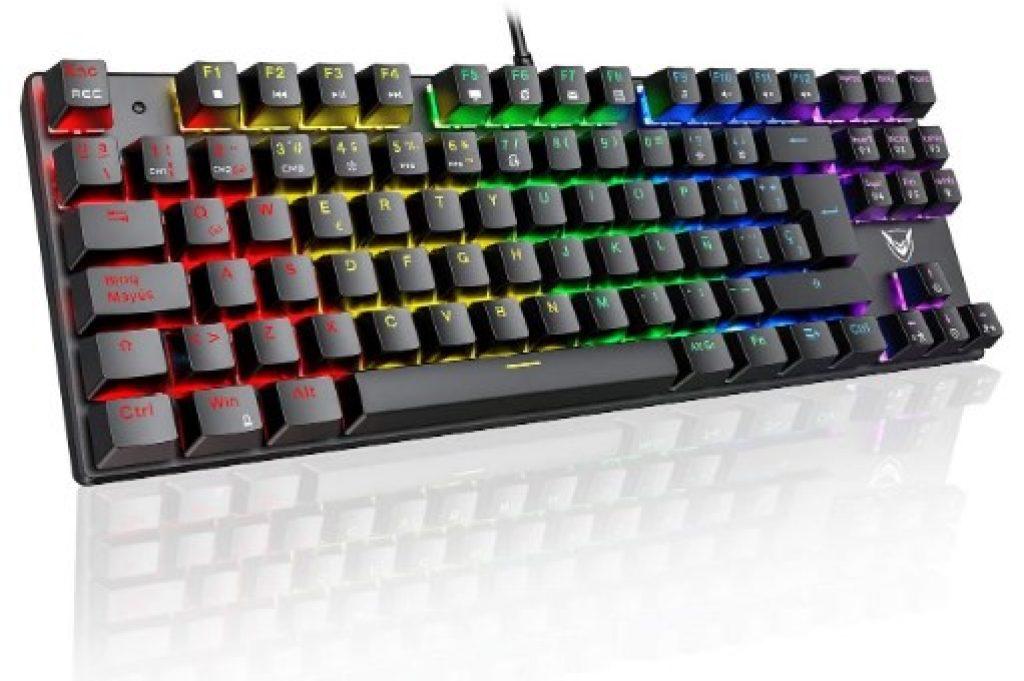 Comprar teclado gaming PICTEK Switch Blue
