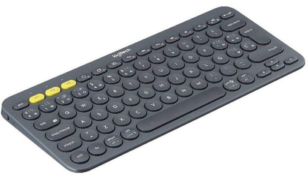 Comprar teclado inalámbrico Logitech K380