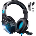 Auriculares-gaming-para-PS4-XBOX-PC