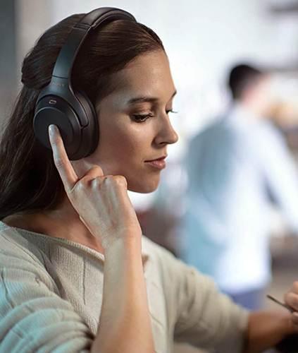 Auriculares inalámbricos Sony WH-1000XM3 con cancelación de ruido
