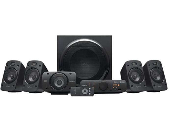 Sistema sonido Home Cinema 5.1 Logitech