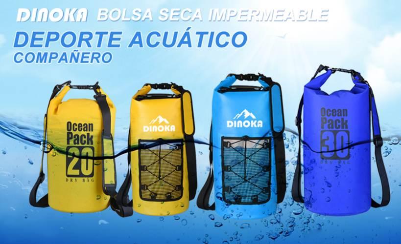 bolsa impermeable 30L