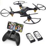 Drone con cámara HD + 2 baterias