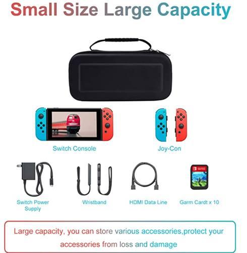 Funda de viaje para Nintendo Switch post