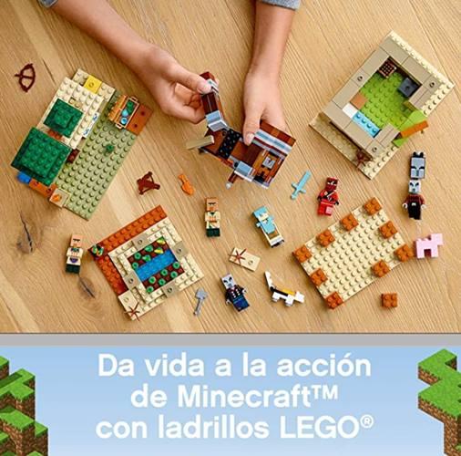 LEGO Minecraft juguete de construcción