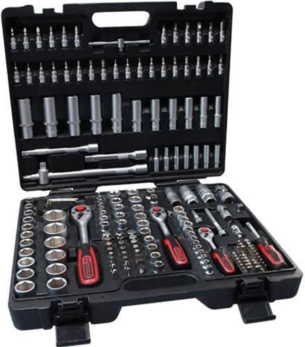 Maletín de herramientas 179 piezas