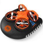 Mini drone con base para Hovercraft