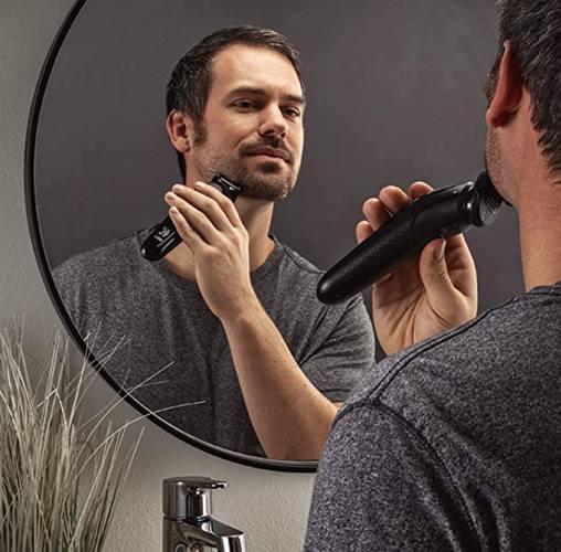 Recortadora de barba King C Gillete post