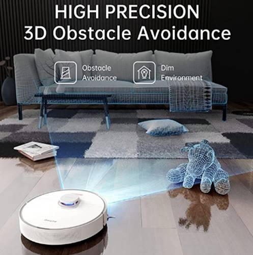 Robot de limpieza Dreame L10 Pro post